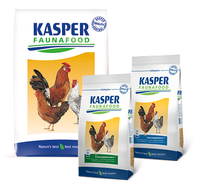 Kasper Faunafood Legkorrel kip