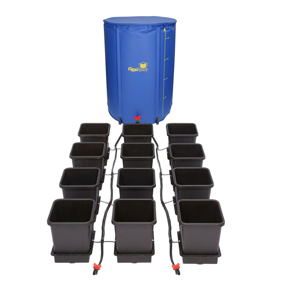 AutoPot 1Pot 12 potten systeem 15L Pot