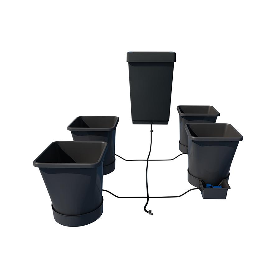 AutoPot 1Pot XL 4 potten Starter Set 25L