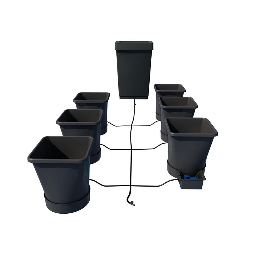 AutoPot 1Pot XL 6 potten Starter Set 25L