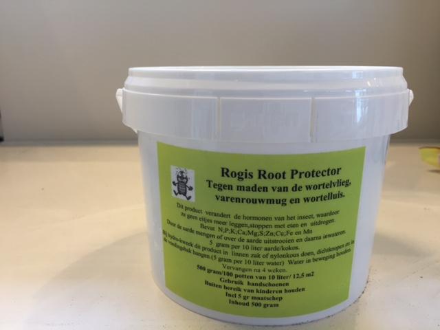 Rogis Root protector (granulaat) 1500gr