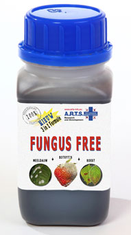 A.R.T.S. Fungus Free tegen toprot, roest en meeldauw 250ml
