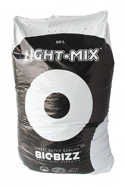 BioBizz light mix 50 Ltr