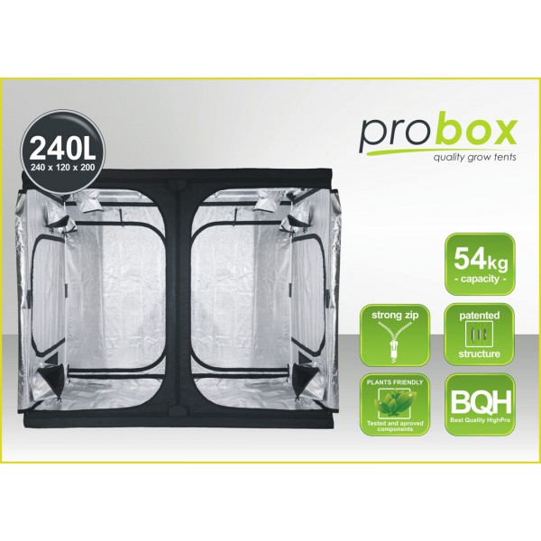 Garden Highpro probox 240L 240x120x200cm