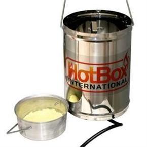 Hotbox sulfume incl 500g zwavel