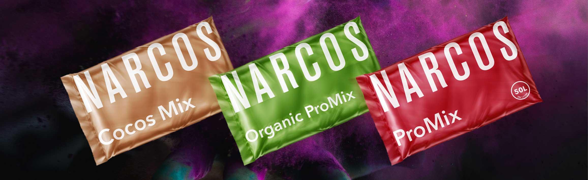 Narcos Cocos Mix 50L