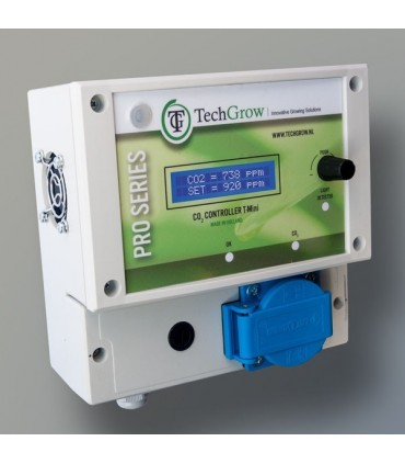TechGrow T-Mini Pro CO2 Controller incl. sensor
