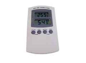 Thermo/hygrometer