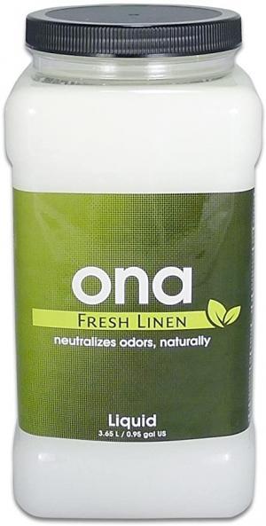 Ona Liquid Fresh linen 3,65 Ltr.
