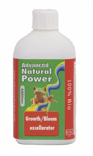 Advanced Hydroponics Growth Bloom excellerator 500ml