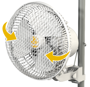 Secret Jardin Monkey Fan 20w(clipfan)