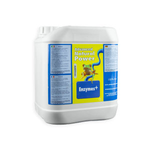 Advanced Hydroponics Natural Power Enzymes+ 5 ltr