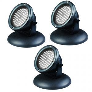 Aquaking vijververlichting LED 60 3 stuks voordeelverpakking