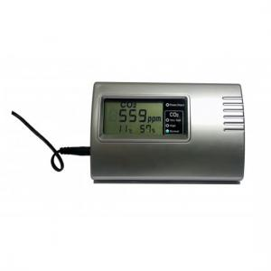 Co2 Monitor met hygro en thermo sensor