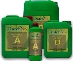 Dutch Pro aarde/soil bloei A+B