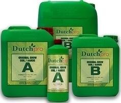 Dutch Pro Aarde/soil groei A+B