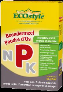 Ecostyle Beendermeel - 1,6 kg