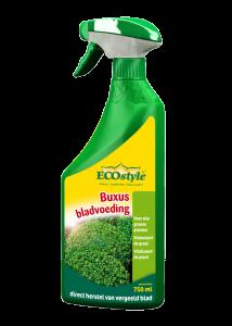 Ecostyle Buxus Bladvoeding 750 ml