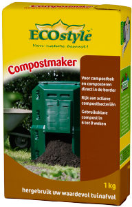Ecostyle Compostmaker - 1 kg