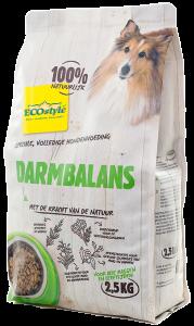 Ecostyle darmbalans hondenbrokken