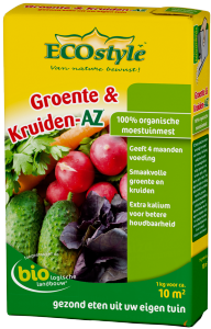 Ecostyle Groente en Kruiden-AZ