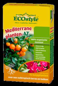 Ecostyle Mediterrane Planten-AZ - 1 kg