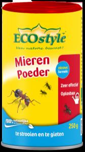 Ecostyle Mierenpoeder - 250 g