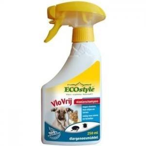 Ecostyle VloVrij VlooienShampoo - 250 ml
