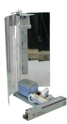 Zelfbouwset Lux Gear 600w met GE Lucalox 600w