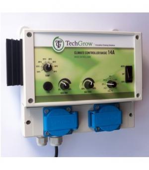 TechGrow Clima Control Basic 14 A incl sensor