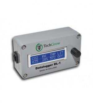 TechGrow Datalogger incl. software