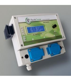TechGrow T-2 Pro 4,5 A CO2 Controller excl sensor