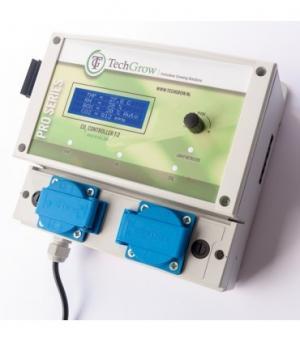 TechGrow T-2 Pro 7 A CO2 Controller excl sensor