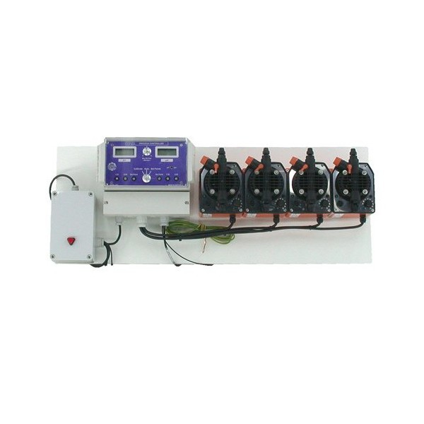 TPS Voedingscomputer 4 pomps